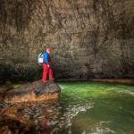 The river Reka - skocjanske cave system