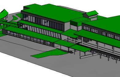 BIM 3D Data modelling
